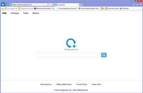 google chrome firefox internet explorer come rimuovere omiga plus com searches qone8 com da