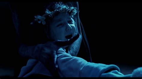 ghost film ending mama supernatural horror movie review