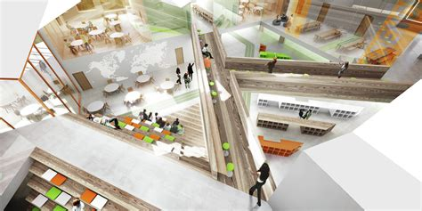 design contest launched for czech primary school gallery of cebra wins competition to design smart school