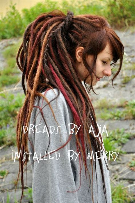 hoe to manage dread lock extensions 25 best ideas about synthetic dreads on pinterest