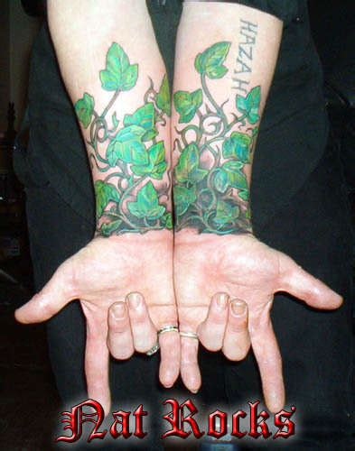 ivy wrist tattoo designs 29 awesome tattoos