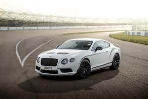 Bentley Continental Gt R Bentley Continental Gt3 R Puts Premium On Performance