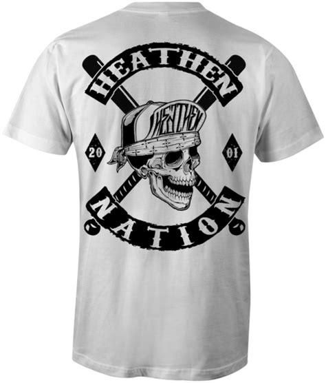 heathen nation  shirt lucifers garage