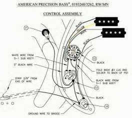 p bass wiring diagram once you read the safety tips a place to start is by getting up
