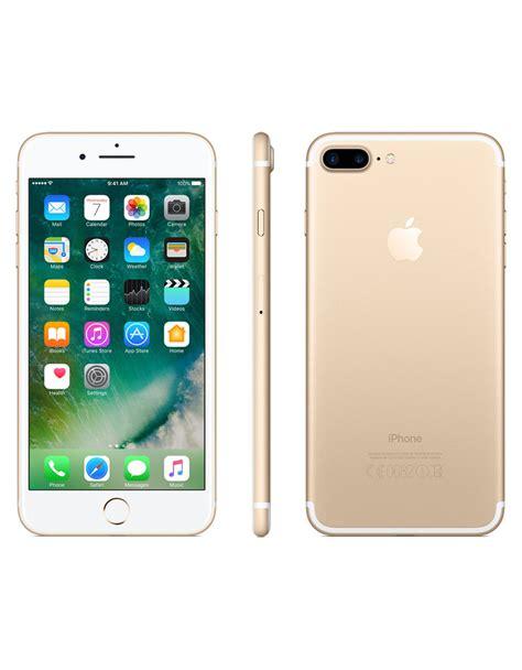 iphone 7 plus 128gb gold iphone apple electronics accessories megastore