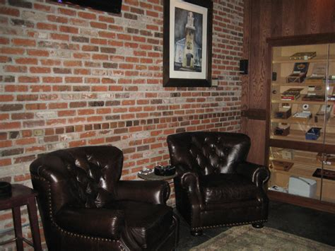 Cigar Room Ventilation by The New Smoke Woodfire Grill Cigar Room On Cherry