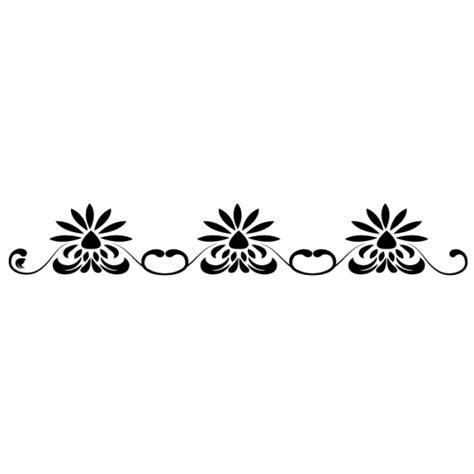 plantillas para cenefas decoraci 243 n de paredes con vinilos cenefas