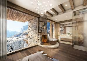 All Home Design Inc by Resort Property In Leukerbad Switzerland By Marc Michael