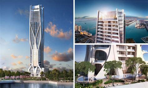 Floor Plans Luxury Homes one thousand museum luxury waterfront condos in miami