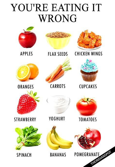 best healthy foods to eat everyday 15 everyday foods you are wrong and ways to eat it