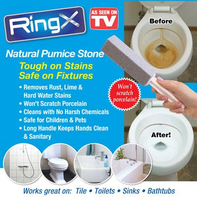 bathroom stain remover ring x pumice stone bathroom stain remover from collections etc