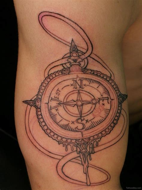 customize tattoos compass tattoos designs pictures page 9