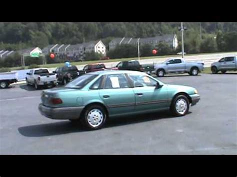 1992 ford taurus for sale for sale stock p6933a 1992 ford taurus gl www lcford