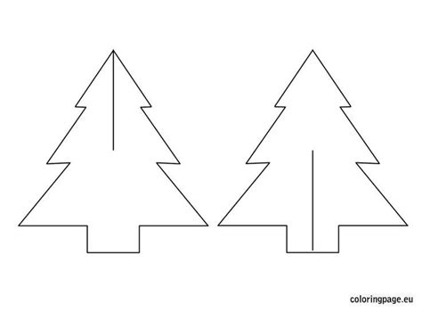 paper christmas tree patterns template 3d tree template free search story tree