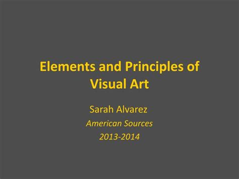 elements and principles ppt video online download ppt elements and principles of visual art powerpoint