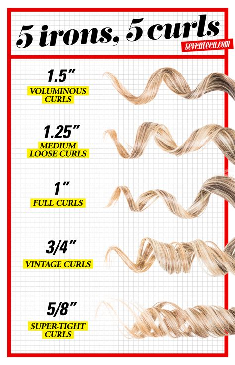 what size curling iron to get for medium to long length hair 11 life changing curling iron hacks