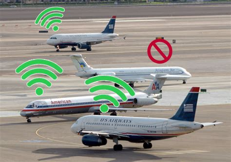 american airlines wifi us airlines to start offering internet access on