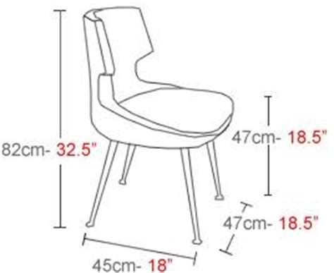 Average Dining Room Chair Dimensions Buy Patara Dining Chair 212concept