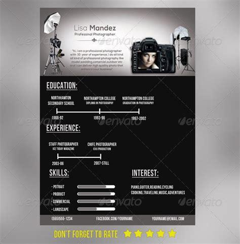 basic resume template photoshop awesome free resume cv templates 56pixels