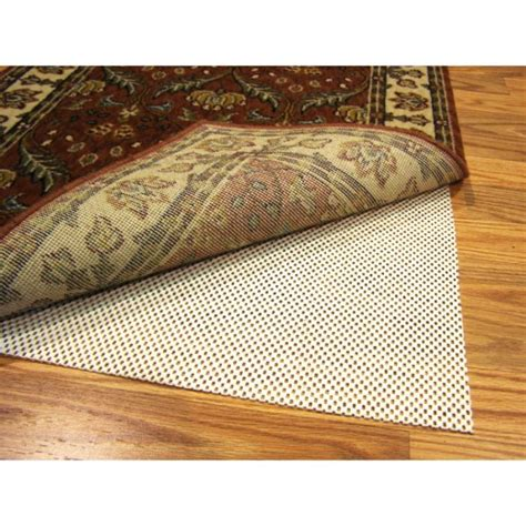 grips for rugs on carpets supa rug pad grip for wooden floors 270x180cm buy 270 x 180cm