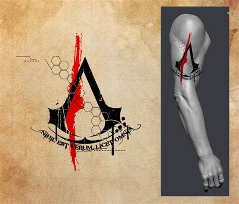 25 trending assassins creed tattoo ideas on pinterest