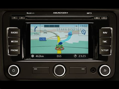 2017 skoda amundsen sd card sat nav map update v9
