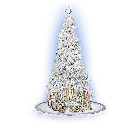 nativity christmas tree collection heavenly blessings review
