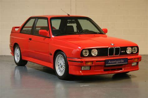 m3 e30 used 1990 bmw e30 m3 86 92 for sale in tamworth