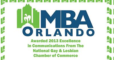Mba Orlando Conference by Mba Orlando Awarded 2013 Excellence In Communications