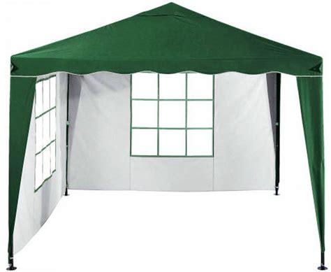 tende strane paviljon tenda za dvorište sa 2 bočne strane 3 x 3 m