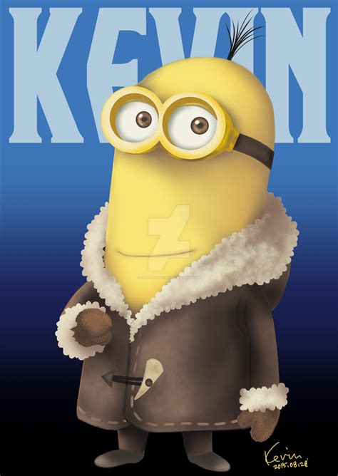 imagenes de el minions kevin bored silly kevin the minion by diabolickevin on deviantart