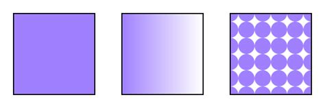 how to apply fill colors patterns and gradients to cells paint servers solid colors gradients patterns and