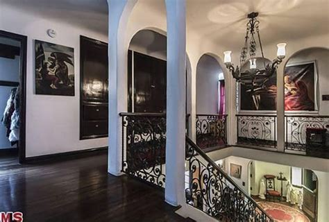 kat von d house kat von d sells her luxury gothic villa in hollywood