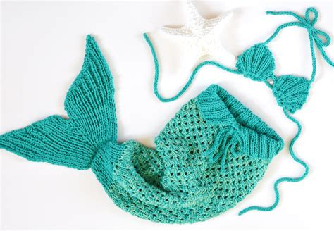 mermaid tail pattern blanket knitting pattern baby mermaid tail blanket 5 sizes newborn 1