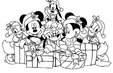disney christmas coloring pages free coloring pages for