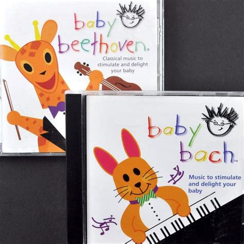 Cd Lovely Baby Classic Beethoven baby einstein 3 cd lot language nursery beethoven bach
