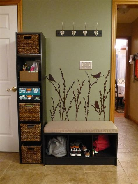 entryway organization 25 best ideas about entryway bench storage on pinterest