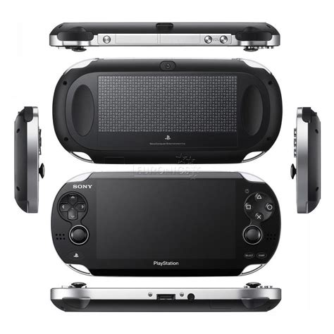 console ps vita console playstation vita pch 1004