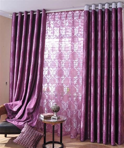 purple room curtains purple curtains for living room peenmedia