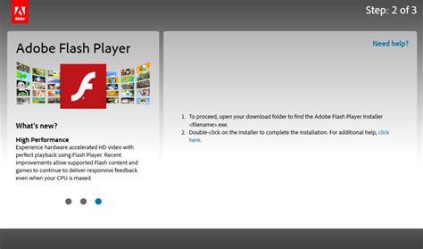 adobe flash player 2012 free original safe and free flash downloads