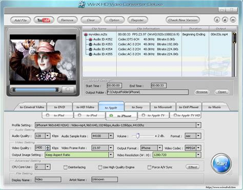 Converter Exo To Mp4   winx hd video converter 6 2 0 last version on macos dl in