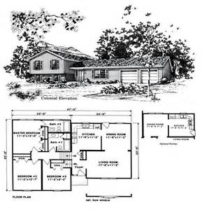 tri level home plans designs beautiful tri level house plans 8 1970s tri level home