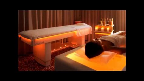 water massage bed senso water massage spa bed youtube