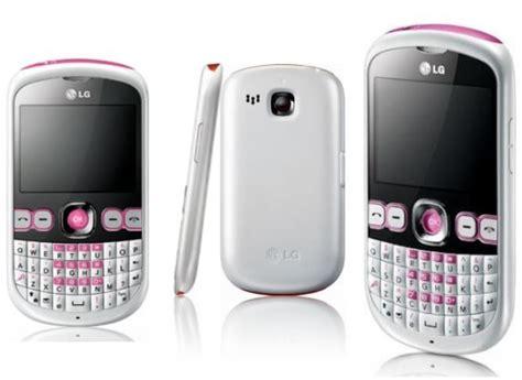 Casing Lg C300 Tnpa Keypad new lg town c300 white pink unlocked mobile phone ebay