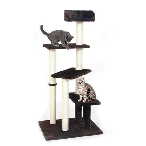 Cat Tree Big 10 Istana Kucing Cat Castle domestic delivery cat scratching wood climbing tree cat jumping with ladder climbing