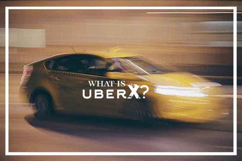 Car Types Of Service by Uberx Alvia