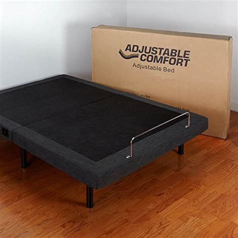 classic brands adjustable comfort adjustable bed base with import it all