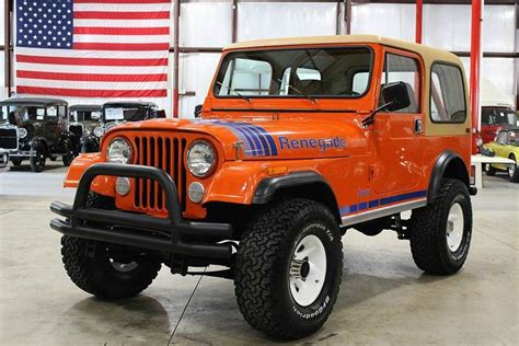 orange jeep cj orange jeep cj for sale used cars on buysellsearch