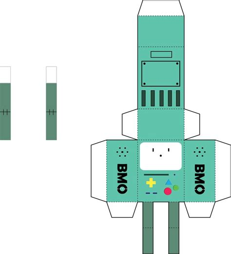 Adventure Time Paper Craft - 17 best photos of adventure time papercraft printable