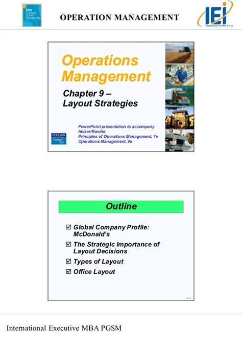 layout strategy slideshare chapter 09 layout strategies